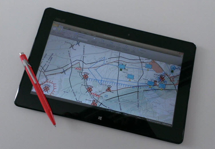 MssDraw on ASUS Vivo Tab
